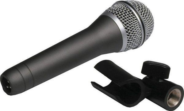 Microfone Dinâmico Supercardóide Q7 SAMSON