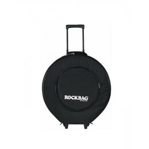 Bag para Pratos Soft Light com Rodas  RB 22704B/PLUS ROCKBAG