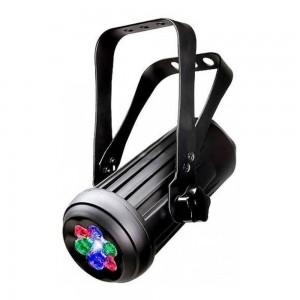 Refletor Projetor de Luz Led RGBW Colordash Accent CHAUVET