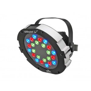 Refletor Led 6 Canais DMX Wash Light LEDSPLASH CHAUVET