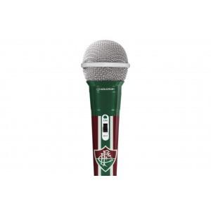 Microfone Oficial do Fluminense  MIC-FLU-10 WALDMAN