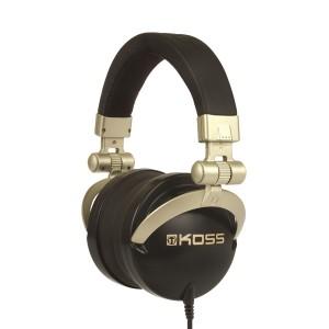 Fone de Ouvido Profissional com Case para Estúdio DJ MV1 Koss