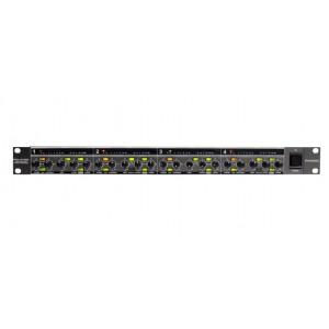Compressor de Áudio 4 Canais PCL_4700 PHONIC