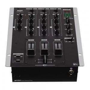 DJ Mixer 3 Canais PS 626 X GEMINI