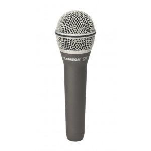Microfone Dinâmico Profissional Super Cardióide Q8 - SAMSON