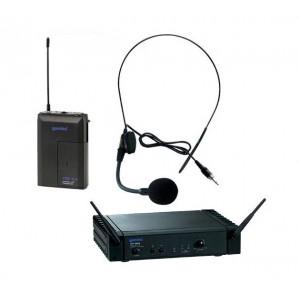 Sistema de Microfone Sem Fio Wireless Tipo Headset  UF 1264 H GEMINI