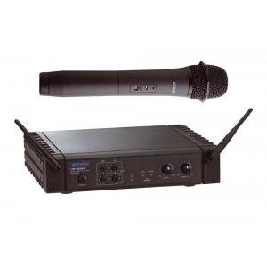 Sistema de Microfone Sem Fio Wireless com Microfone Bastão  UF 1264 M GEMINI