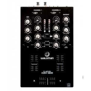 DJ Mixer Profissional de 2 Canais CDM 1200  WALDMAN