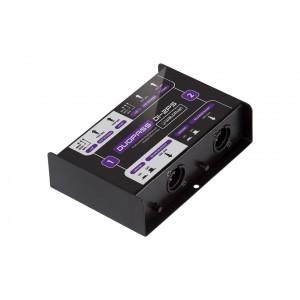 Direct Box Passivo Com 2 Conexões Duopass Di-2ps Waldman