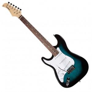 Guitarra Elétrica Canhota Street Series ST 111LH BSB WALDMAN