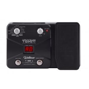 Pedaleira para Guitarra Multi-efeitos Turbo Guitar Voice TGV 1 FX  WALDMAN