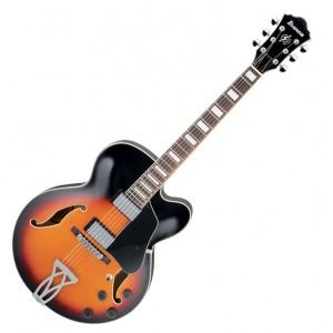 Guitarra Semi-Acústica AF 75 BS IBANEZ