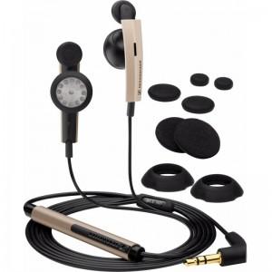 Fone de Ouvido In-ear Com Controle de Volume MX 90VC Sennheiser