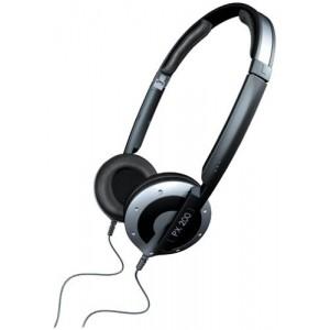 Fone de Ouvido On-Ear Dobrável PX 200 Sennheiser