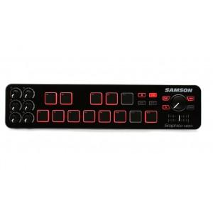 Controlador Midi /Usb Graphite MD13  SAMSON