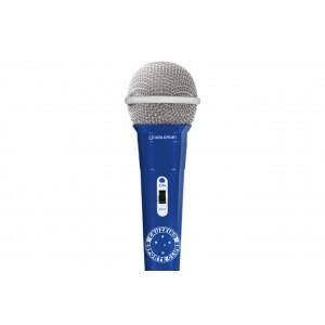 Microfone Oficial do Cruzeiro MIC-CRU-10 WALDMAN