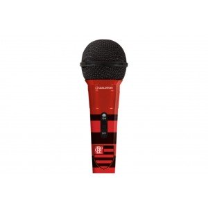 Microfone Oficial do Flamengo MIC-FLA-10 WALDMAN