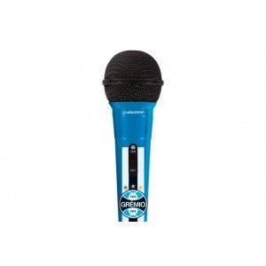 Microfone Oficial do Grêmio MIC-GRE-10 WALDMAN