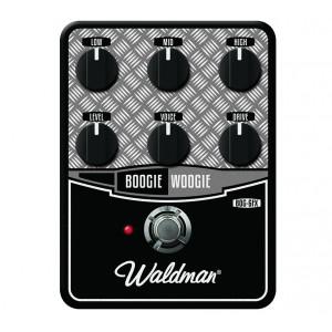 Pedal para Guitarra linha Tribute Distortion Boogie Woogie BOG-6FX  WALDMAN