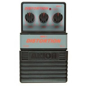 Pedal para Guitarra Heavy Distortion MDS 1 Arion
