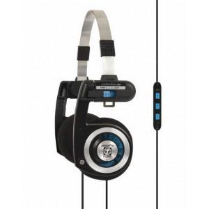 Fone de Ouvido com Controle de Volume e Microfone PORTAPRO KTC KOSS