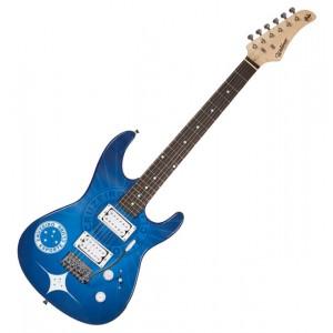 Guitarra Oficial do Cruzeiro GTU-1/CRU WALDMAN