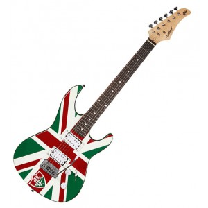 Guitarra Oficial do Fluminense GTU-1/FLU WALDMAN