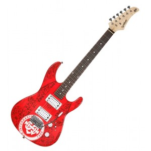 Guitarra Oficial do Internacional GTU-1/INT WALDMAN