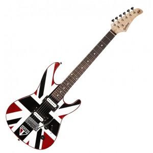 Guitarra Oficial do São Paulo GTU-1/SPO WALDMAN