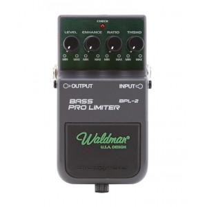 Pedal para Baixo Bass Pro Limiter BPL-2  Linha Stage FX WALDMAN