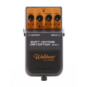 Pedal para Guitarra Soft Vintage PSVD-1 Linha Stage FX Distortion WALDMAN
