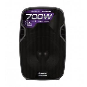 Caixa Ativa Tourcab Pro 712DX de 12'  2 VIAS, 700W WALDMAN
