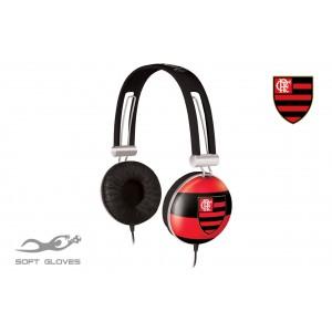 Fone de Ouvido Flamengo Soft Gloves SG-10/FLA WALDMAN
