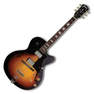 Guitarra Semi-acústica Cort YORKTOWNTAB/B